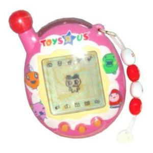 Bandai Tamagotchi Connection Ver. 4 Entama Interactive Lcd Game Toys R Us Limited Toysrus Magneta - Misc