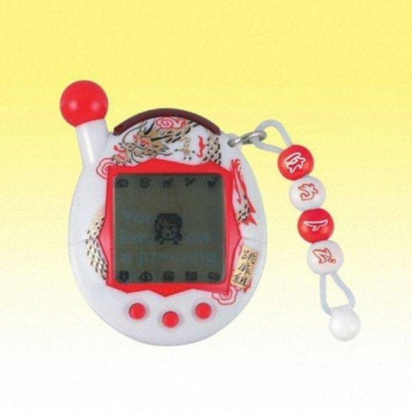Bandai Tamagotchi Connection Ver. 4 Entama Lcd Game Toys Hanerutchi 2 Red (Japan Version) - Misc
