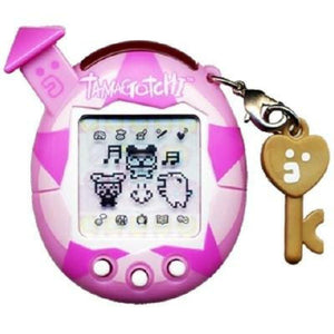 Bandai Tamagotchi Connection Ver. 5.5 Celebrity Dream Royal Family Interactive Lcd Game Pink Star - Misc