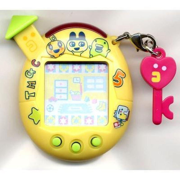 Bandai Tamagotchi Connection Ver. 5 Celebrity Dream Royal Family Lcd Game Tmgc Yellow - Misc