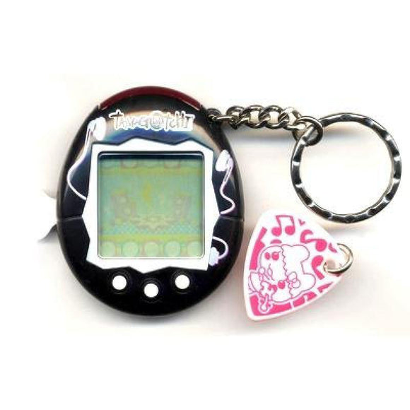 Bandai Tamagotchi Connection Ver. 6 Music Star Interactive Lcd Game Black - Misc