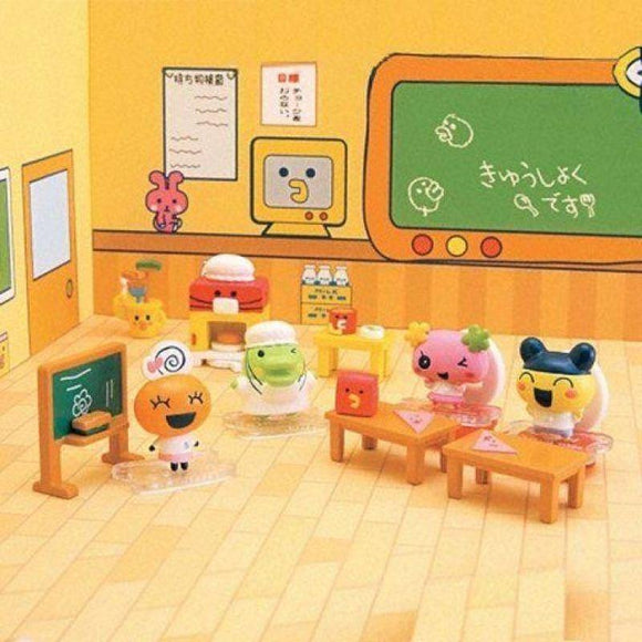 Bandai Tamagotchi Happy Tama School Life Collection Part 2 Gashapon Figure (Set Of 7) - Gashapon