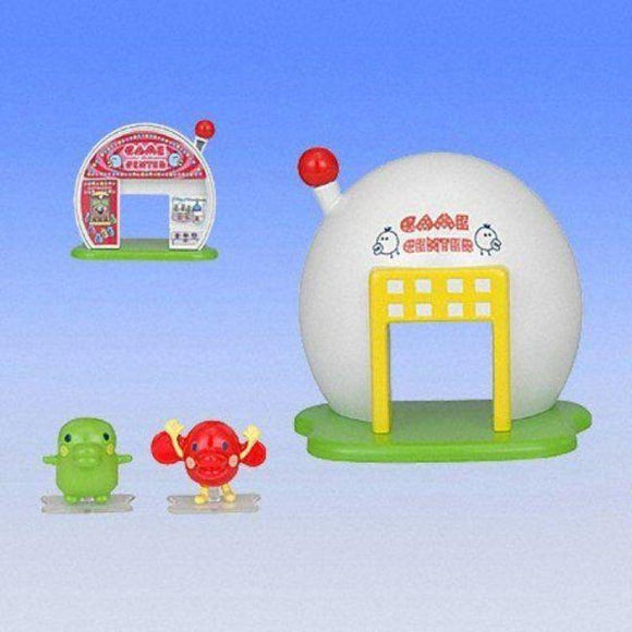 Bandai Tamagotchi Town Tamatown Mini Figure Playset 03 Game Centre - Misc