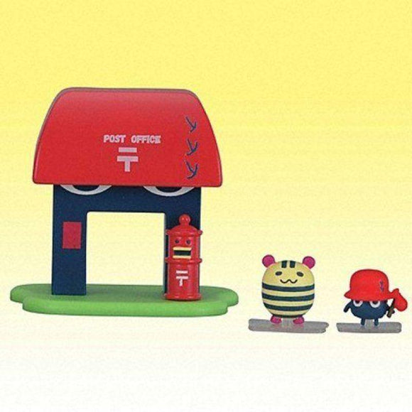 Bandai Tamagotchi Town Tamatown Mini Figure Playset 11 Post Office - Misc