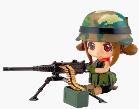 Good Smile Hobby Japan Nendoroid 139 Magical Marine Pixel Army-san-DREAM Playhouse