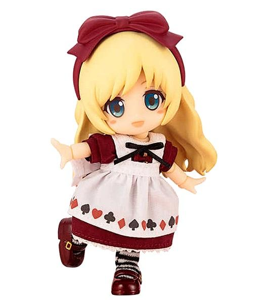 Kotobukiya Cu-poche Friends Alice Ruby Red Jewel ver. action figure - DREAM Playhouse