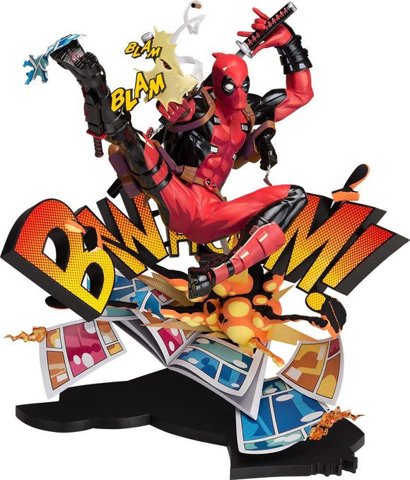 Good Smile Marvel Deadpool Breaking the Fourth Wall PVC figure
