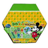 Takara TOMY Yujin Disney Characters The Green Soybean Mascot (set of 5)