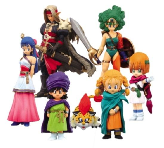 Square Enix Dragon Quest Character Figure Collection Chapter of Heaven vol. 3