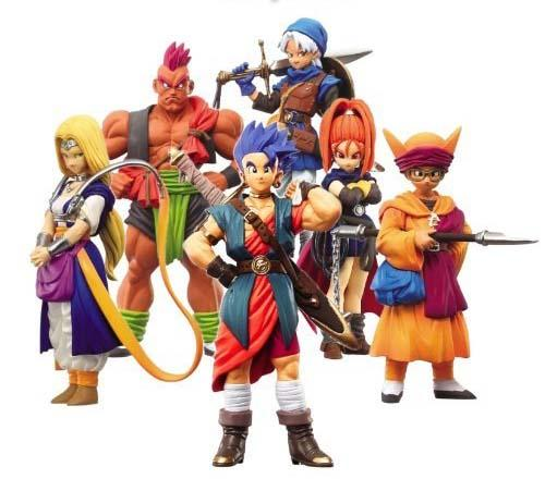 Square Enix Dragon Quest Character Figure Collection Chapter of Heaven vol. 4