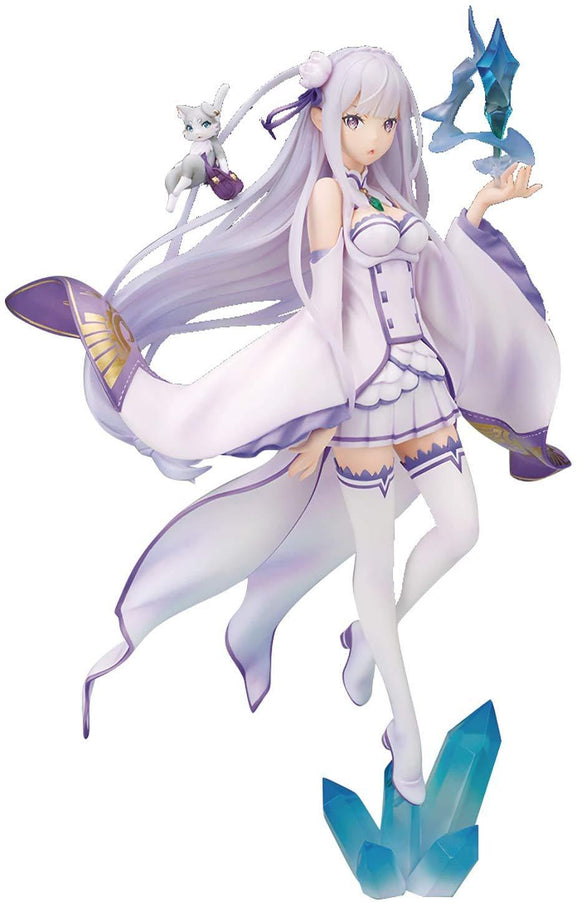 Alpha Omega Re:ZERO Starting Life in Another World Emilia 1/8 PVC figure - DREAM Playhouse
