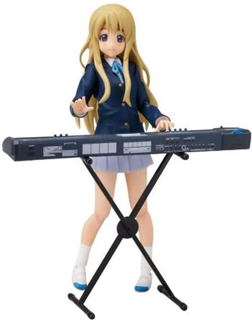 Max Factory figma 059 K-On! Kotobuki Tsumugi Winter Uniform ver action figure