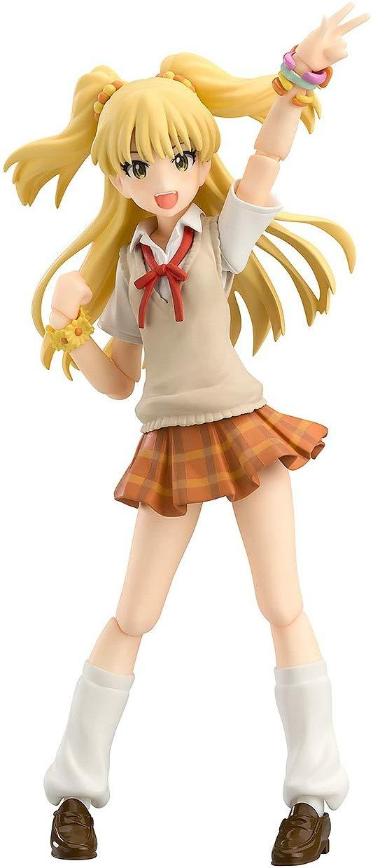 Max Factory figma 287 The Idol Master CINDERELLA GIRLS Rika Jougasaki