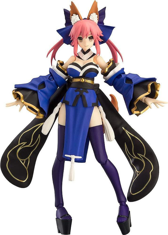 Max Factory figma 304 Fate/EXTRA Caster - DREAM Playhouse