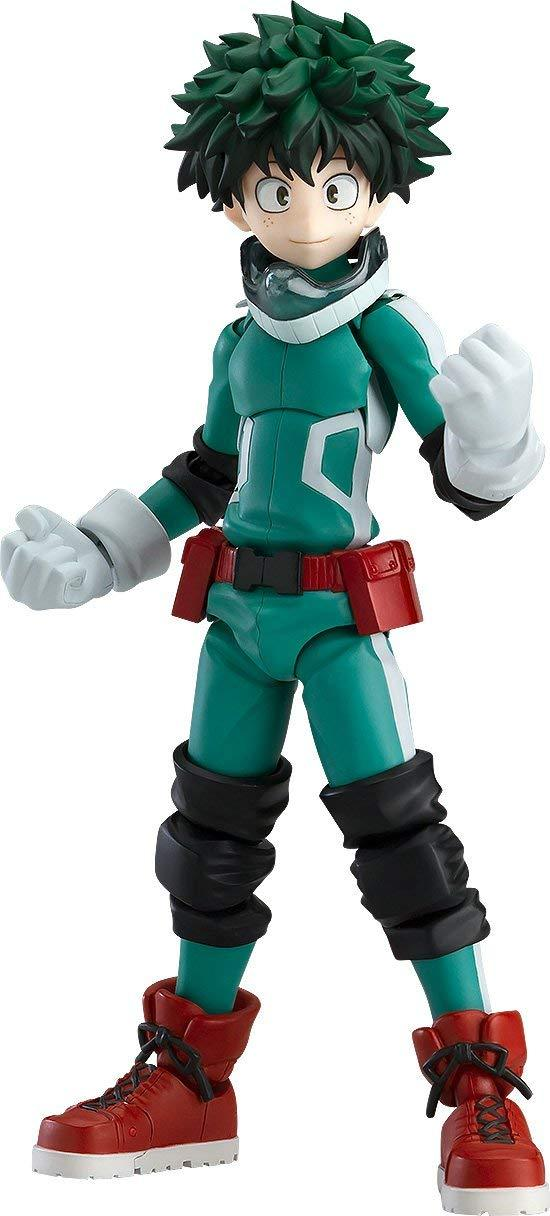Max Factory figma 323 My Hero Academia Izuku Midoriya action figure