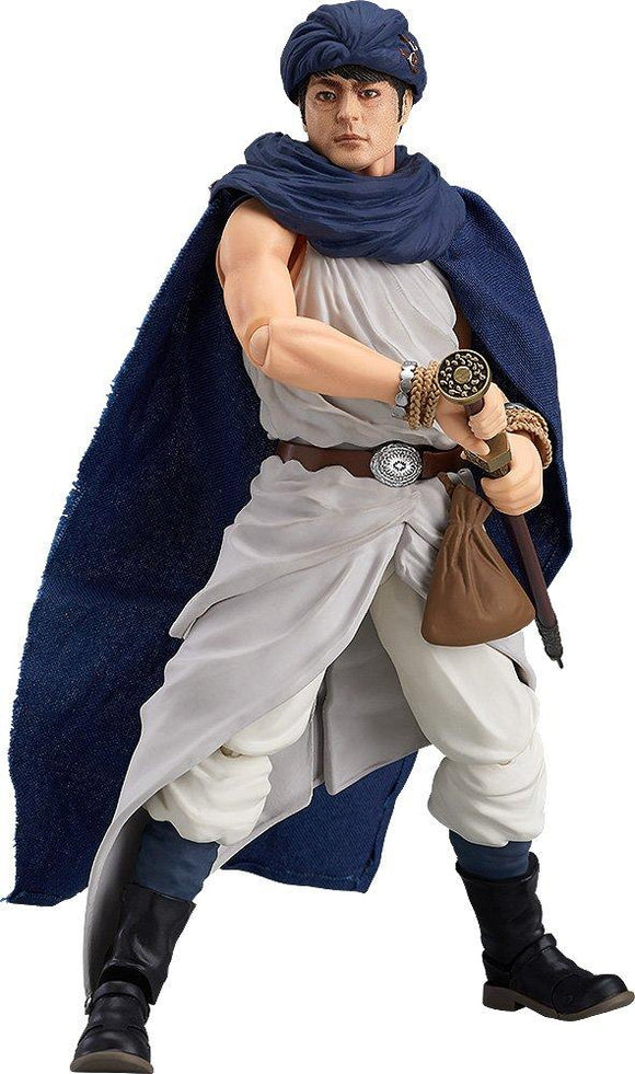 Max Factory figma 324 Brave YOSHIHIKO and the seven driven people action figure