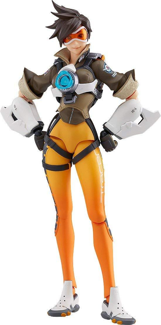 Max Factory figma 352 Overwatch Tracer action figure