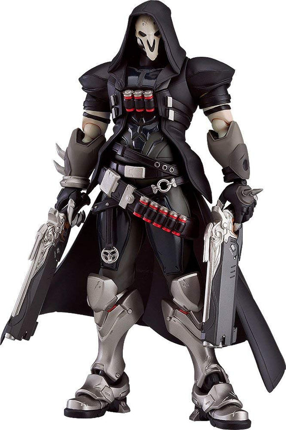 Max Factory figma 393 Overwatch Reaper action figure