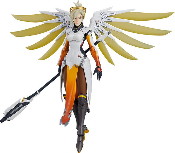 Max Factory figma 427 Overwatch Mercy action figure