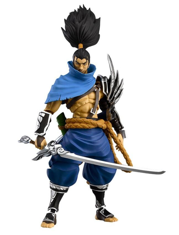 Max Factory Riot Games figma SP-077 League of Legends LOL Yasuo-DREAM Playhouse