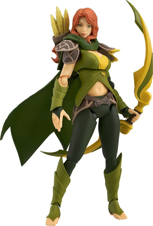 Max Factory figma SP-070 DOTA 2 Windranger - DREAM Playhouse