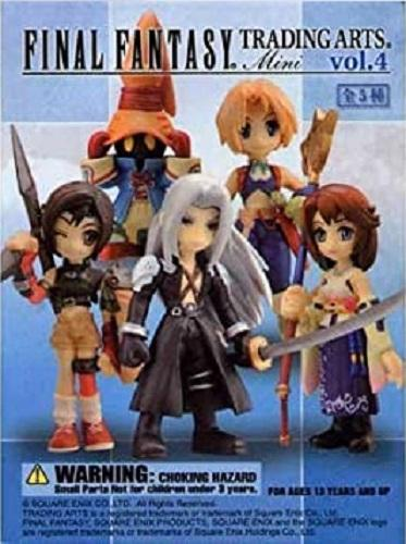 Square Enix Final Fantasy Trading Arts mini figure vol. 4