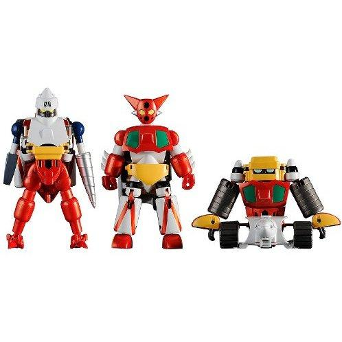 FREEing Dynamic Change Getter Robo action figure-DREAM Playhouse