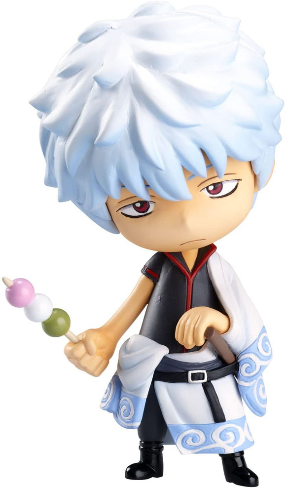 Megahouse GEMINI Series Gintama Silver Soul Sakata Gintoki deformed figure