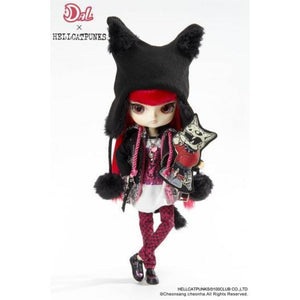 Groove Inc. Pullip Neo Dal Hellcatpunks D-108 Phoebe Girl Fashion Doll (Jun Planning) - Doll