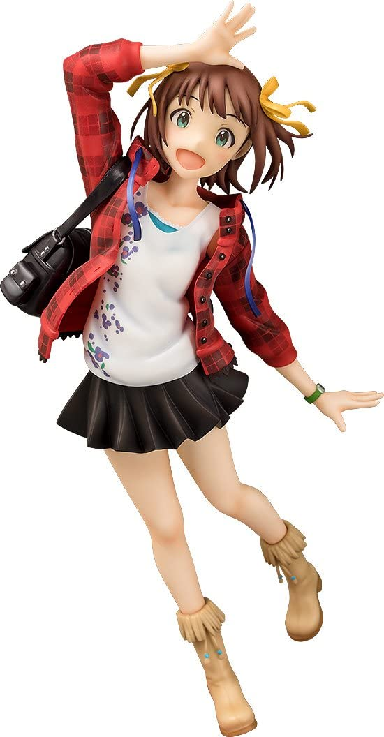 Phat Good Smile The idol Master Haruka Amami Blu-ray/DVD jacket 1/7 PVC figure