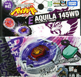 Takara Tomy 2009 Beyblade Metal Fight Fusion Bb-47 Earth Eagle 145Wd Starter Set - Misc