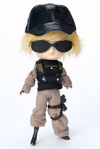 Groove Inc. Little DAL+ LD-500 S.W.A.T. Police in the City Jack Fashion doll (Jun Planning Pullip)-DREAM Playhouse