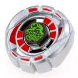 Takara Tomy 2009 Beyblade Metal Fight Fusion Bb-24 Scorpio Wd145B Booster Set - Misc
