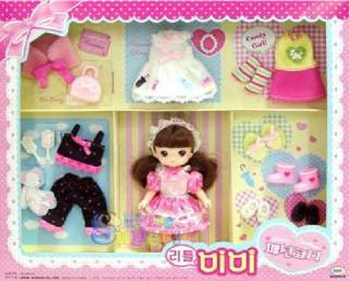 Mimi World Little Mini Doll Fashion Coordinate Princess Party Candy Girl Set