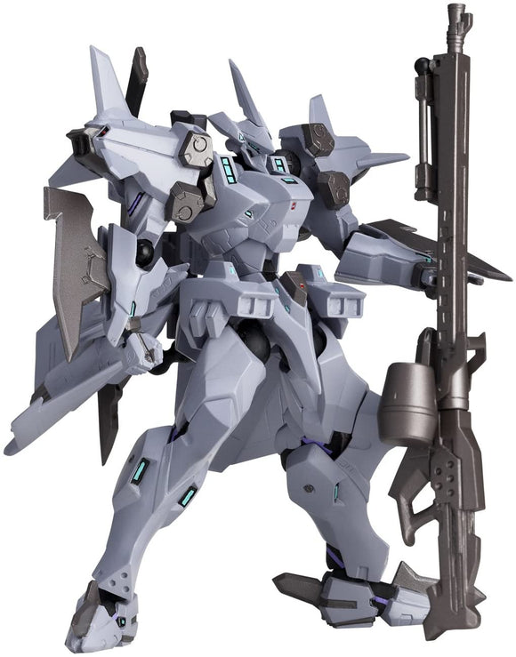 Kaiyodo Revoltech Muv-Luv 003 EF-2000 Typhoon Cerberus Brigade Custom - DREAM Playhouse