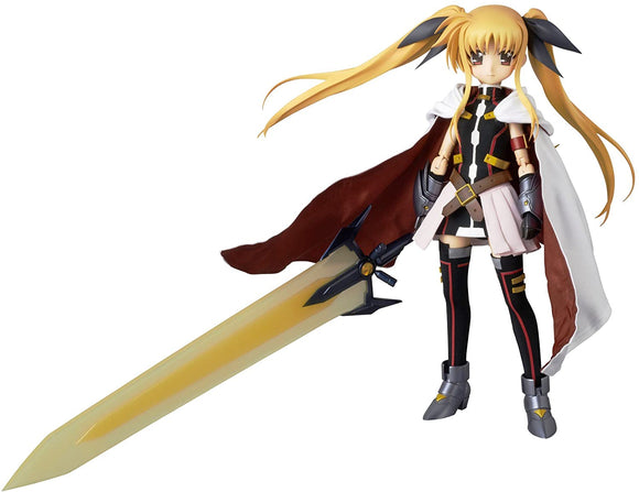 Medicom RAH 661 Magical Girl Lyrical Nanoha Fate Testarossa B 1/6 fashion doll