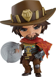 Good Smile Nendoroid 1030 Overwatch McCree Classic Skin Edition