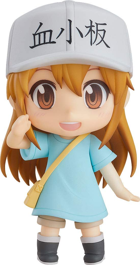 Good Smile Nendoroid 1036 Cells at Work Platelet