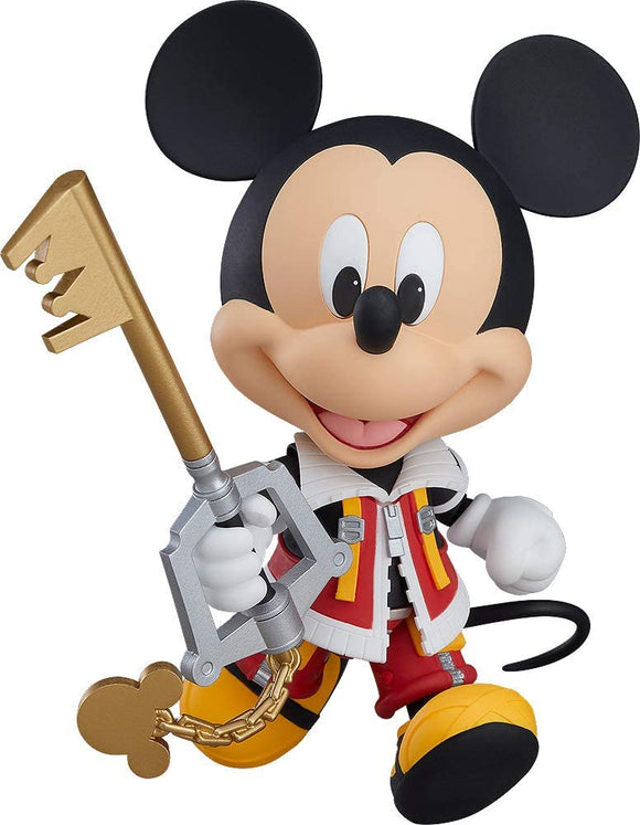 Good Smile Nendoroid 1075 Disney Kingdom Hearts II KING MICKEY
