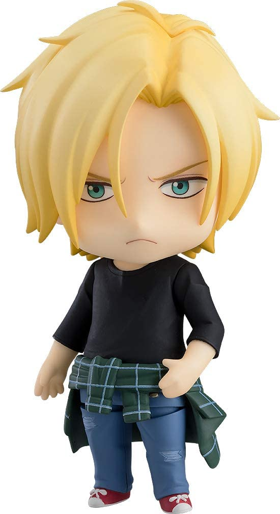 Good Smile ORANGE ROUGE Nendoroid 1077 BANANA FISH Ash Lynx