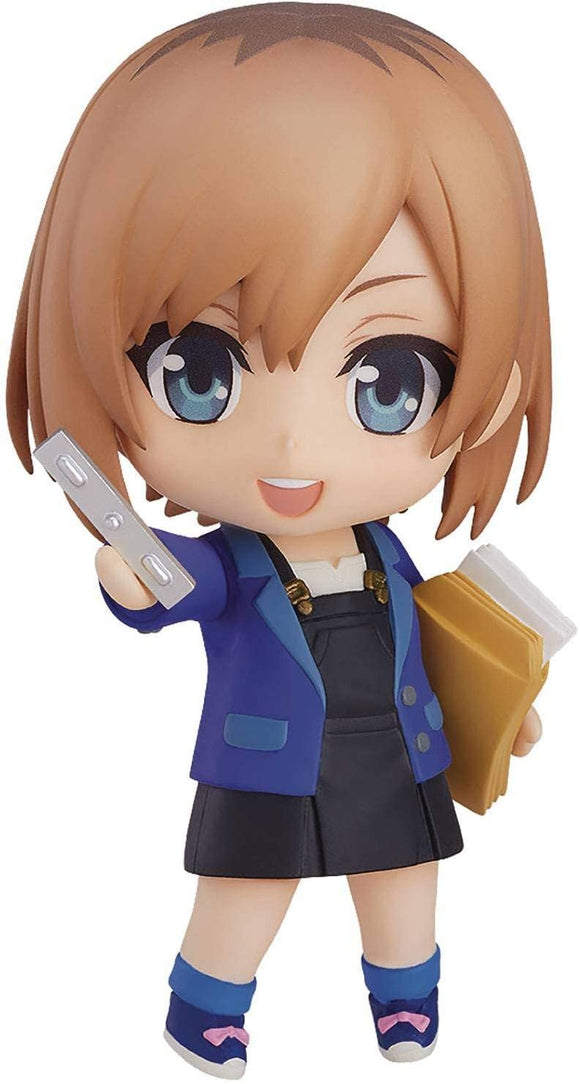 Good Smile Nendoroid 1102 SHIROBAKO Aoi Miyamori - DREAM Playhouse