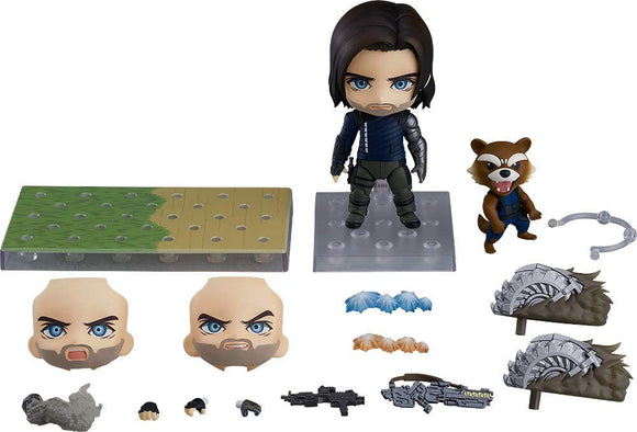 Good Smile Nendoroid 1127-DX Avengers Winter Soldier Infinity Edition DX Ver.