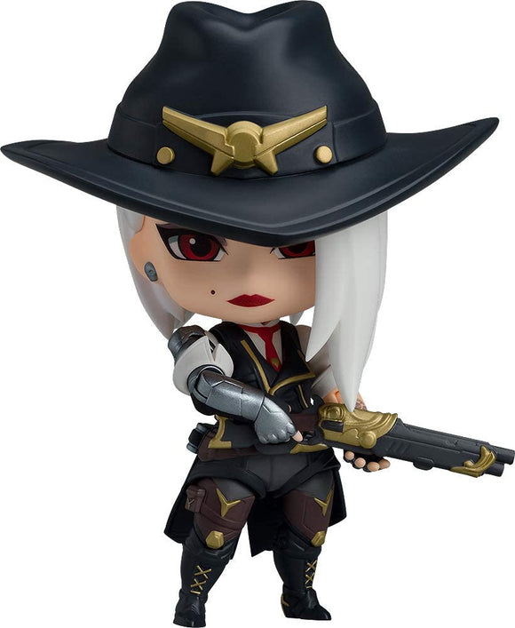 Good Smile Nendoroid 1167 Overwatch Ashe Classic Skin Edition