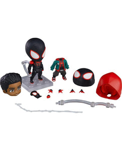 Good Smile Nendoroid 1180-DX Miles Morales Spider-Verse Edition DX Ver.