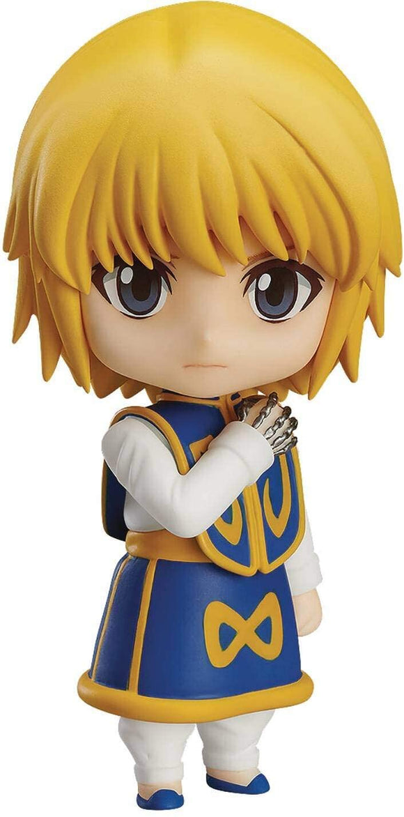 Good Smile FREEing Nendoroid 1185 HUNTER x HUNTER Kurapika - DREAM Playhouse