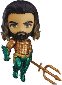 Good Smile Nendoroid 1190 DC Universe Aquaman Arthur Curry Hero's Edition