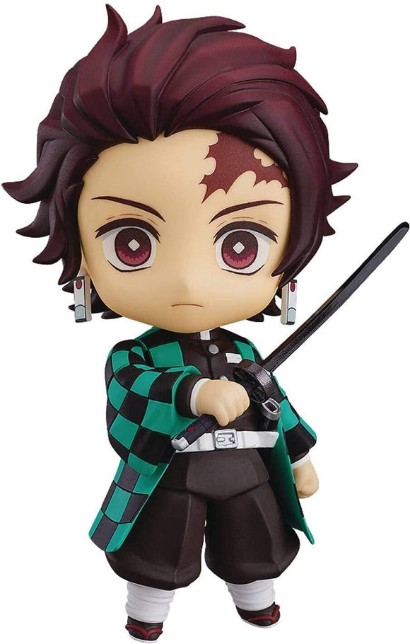 Good Smile Nendoroid 1193 Demon Slayer Kimetsu no Yaiba Tanjiro Kamado