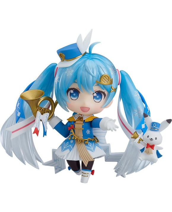 Good Smile Nendoroid 1250 Character Vocal series Hatsune Miku Snow Parade Ver.