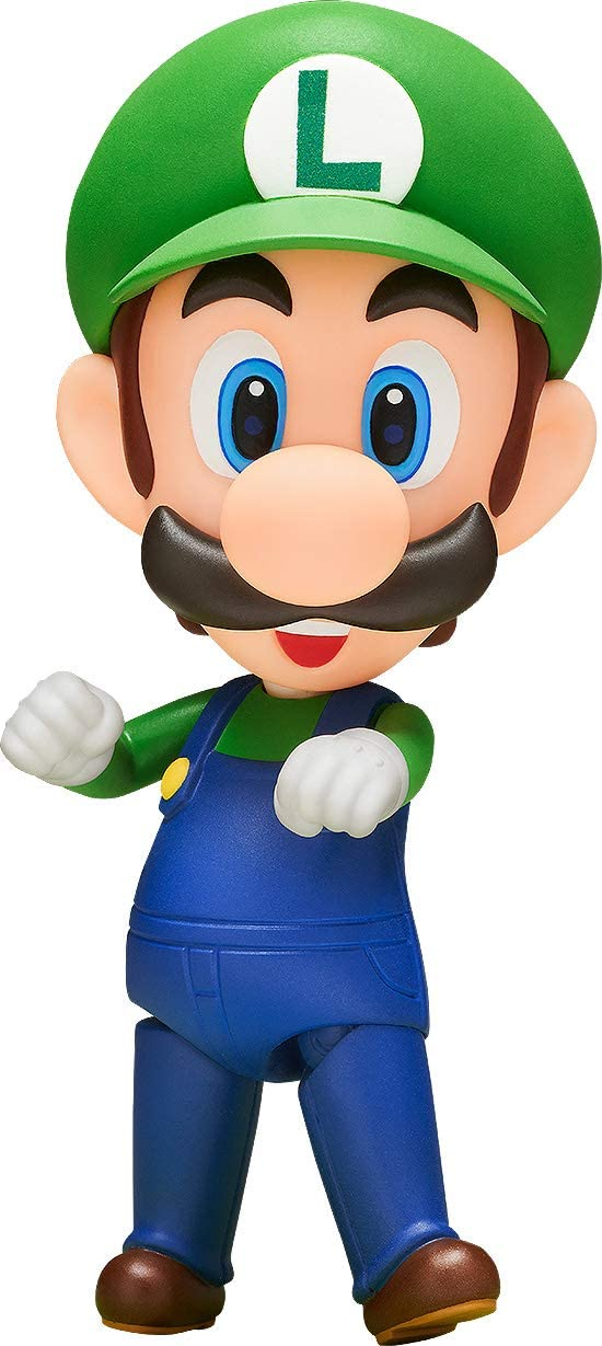 Good Smile Nendoroid 393 Super Mario Luigi - DREAM Playhouse