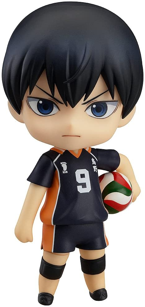 Good Smile Orange Rouge Nendoroid 489 Haikyu!! Tobio Kageyama - DREAM Playhouse
